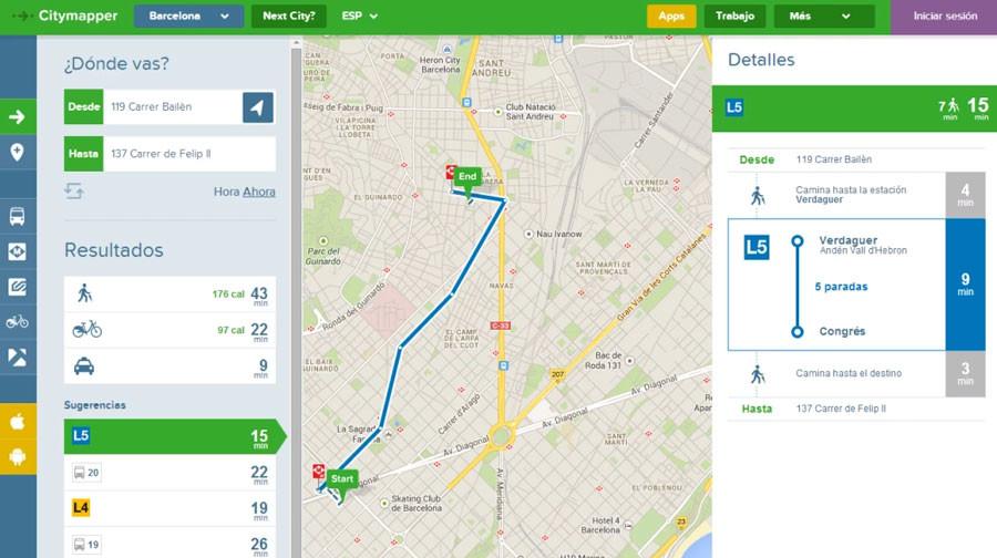 App-Citymapper