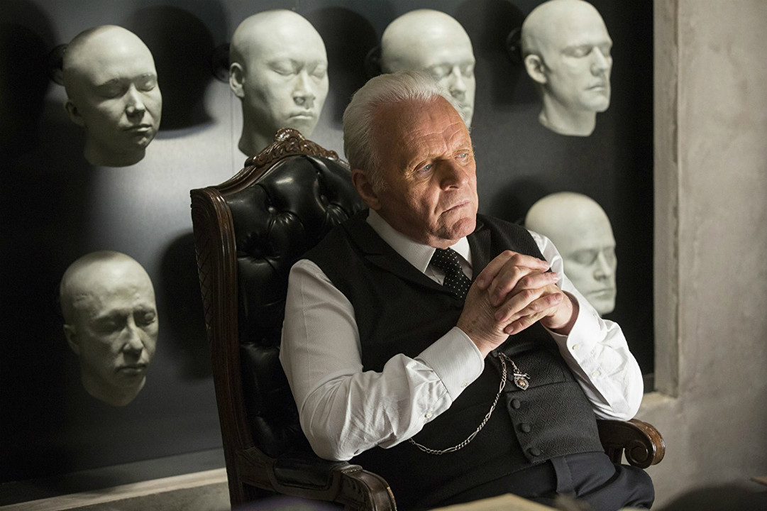 Anthony Hopkins en una serie sobre inteligencia artificial