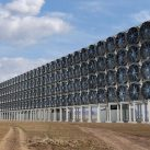 La planta de carbon-engineering