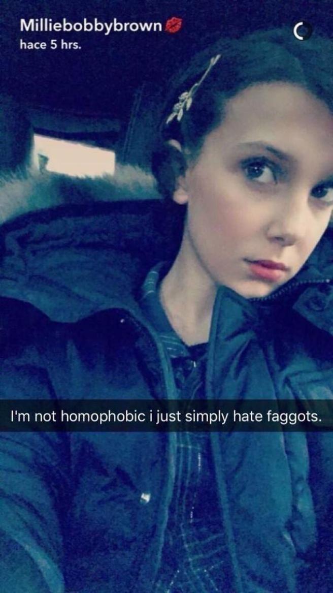 Uno de los memes de los que fue víctima Millie