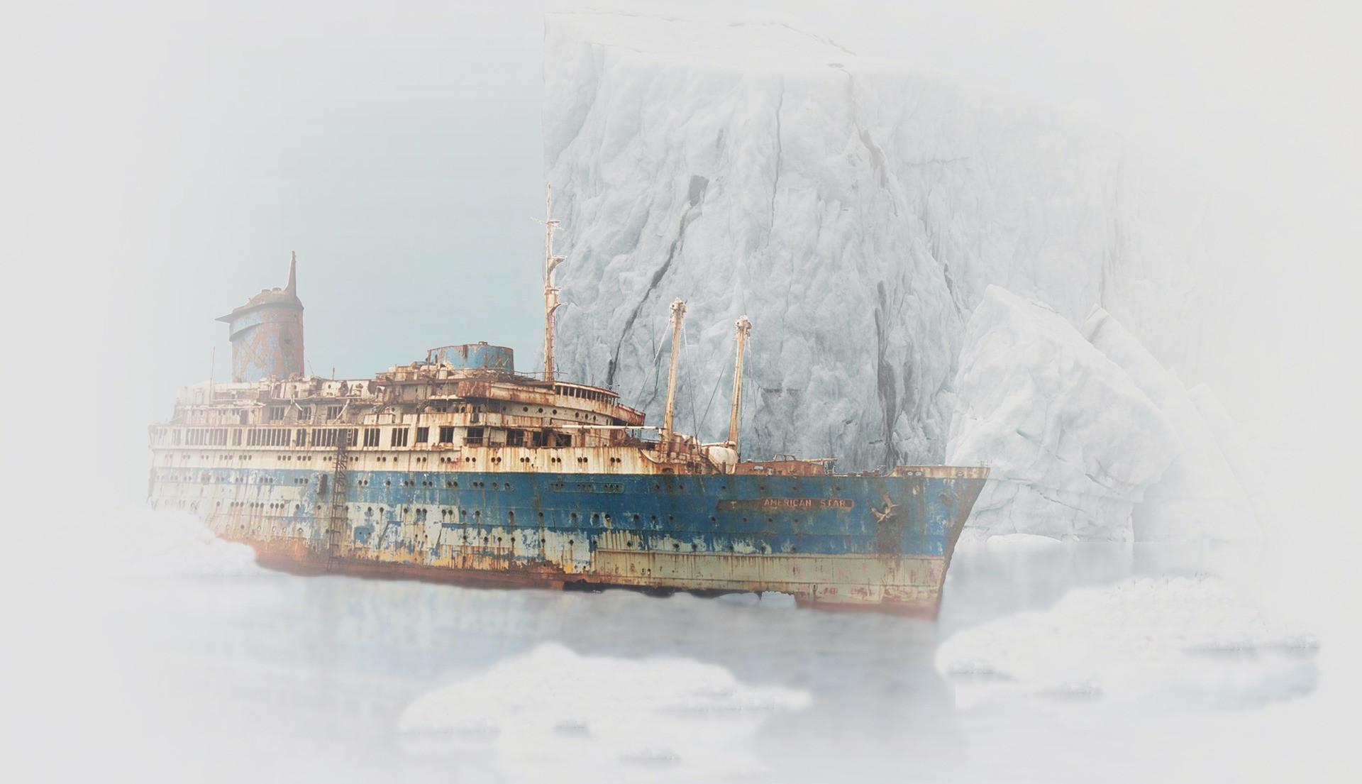 cronovisor. Titanic