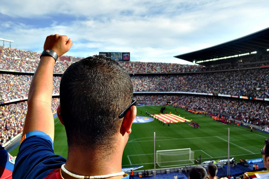 mitos del fútbol y afición