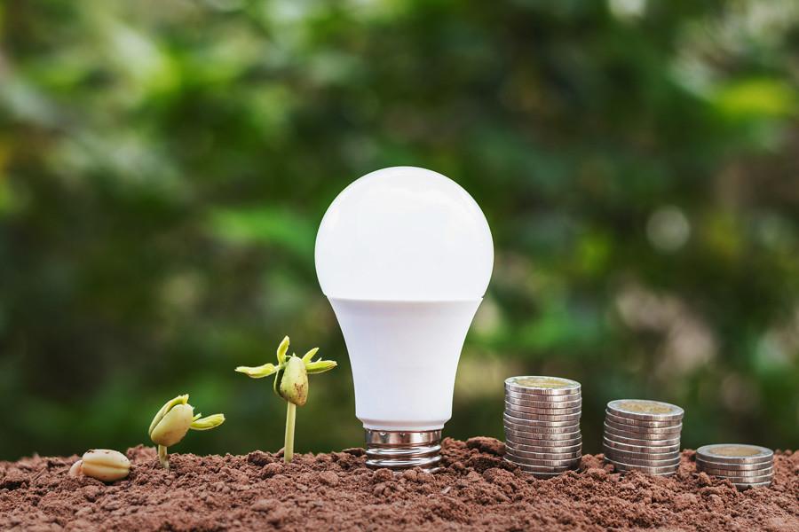 Ahorro en bombillas