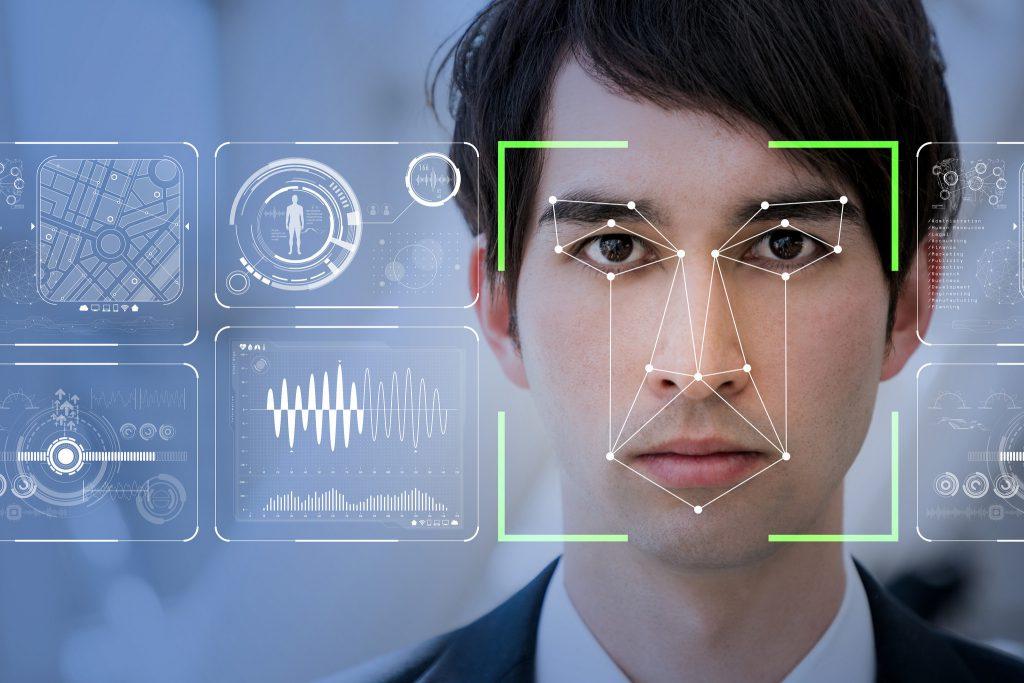 Resultado de imagen de Escaneo Facial