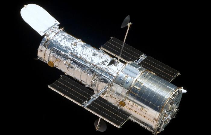 Nasa, telescopio Hubble