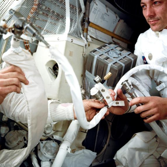 Nasa, Apolo 13