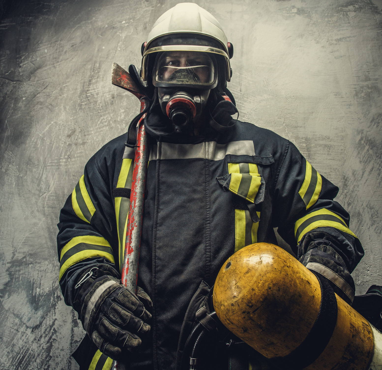 discriminación genética bombero