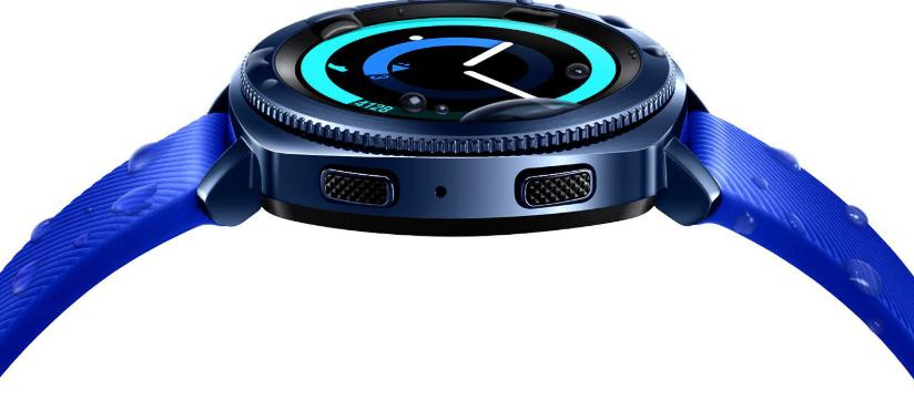 reloj con GPS Samsung Gear Sport