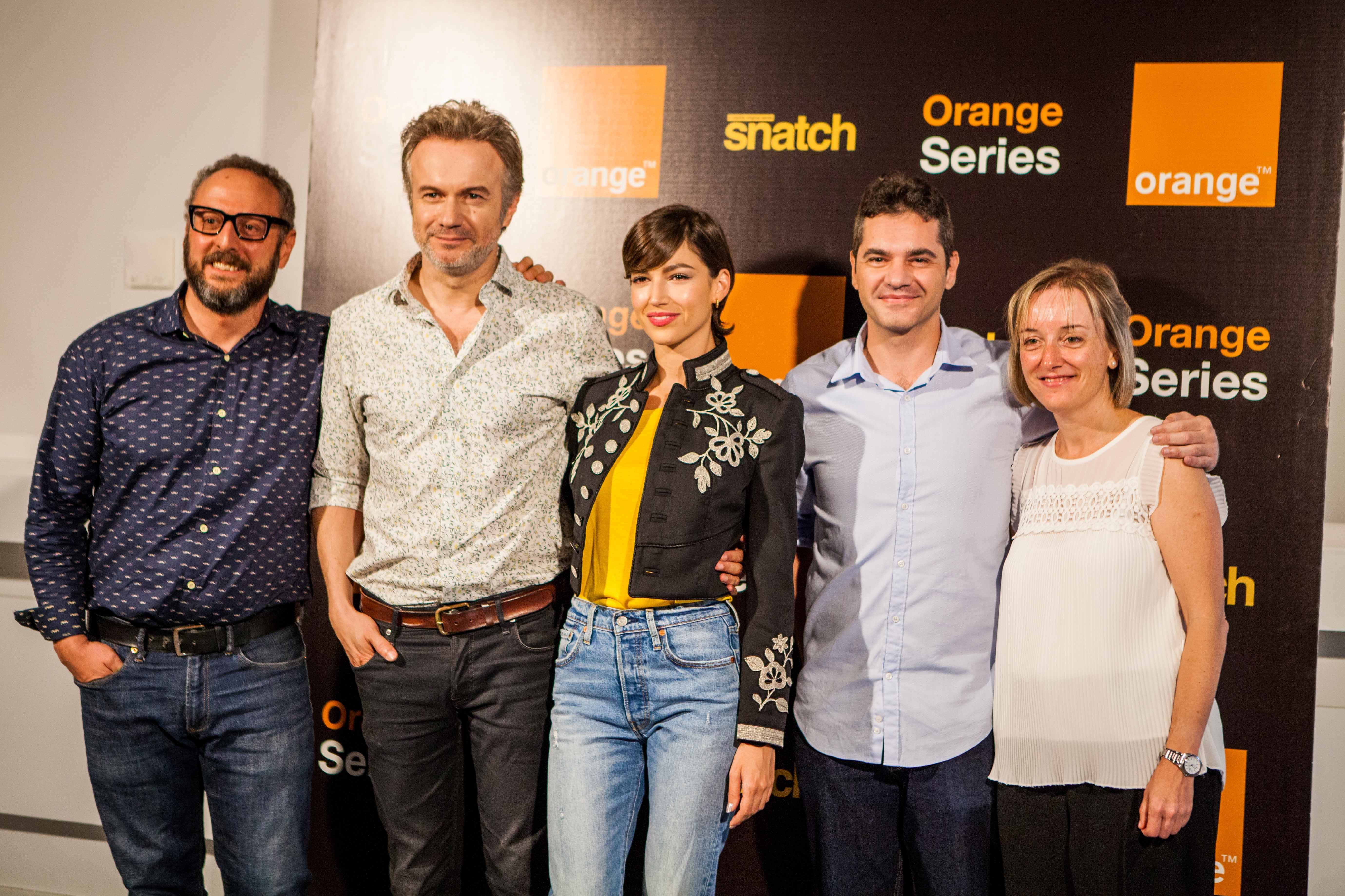 Presentación de la segunda temporada de Snatch