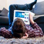 riesgos menores internet