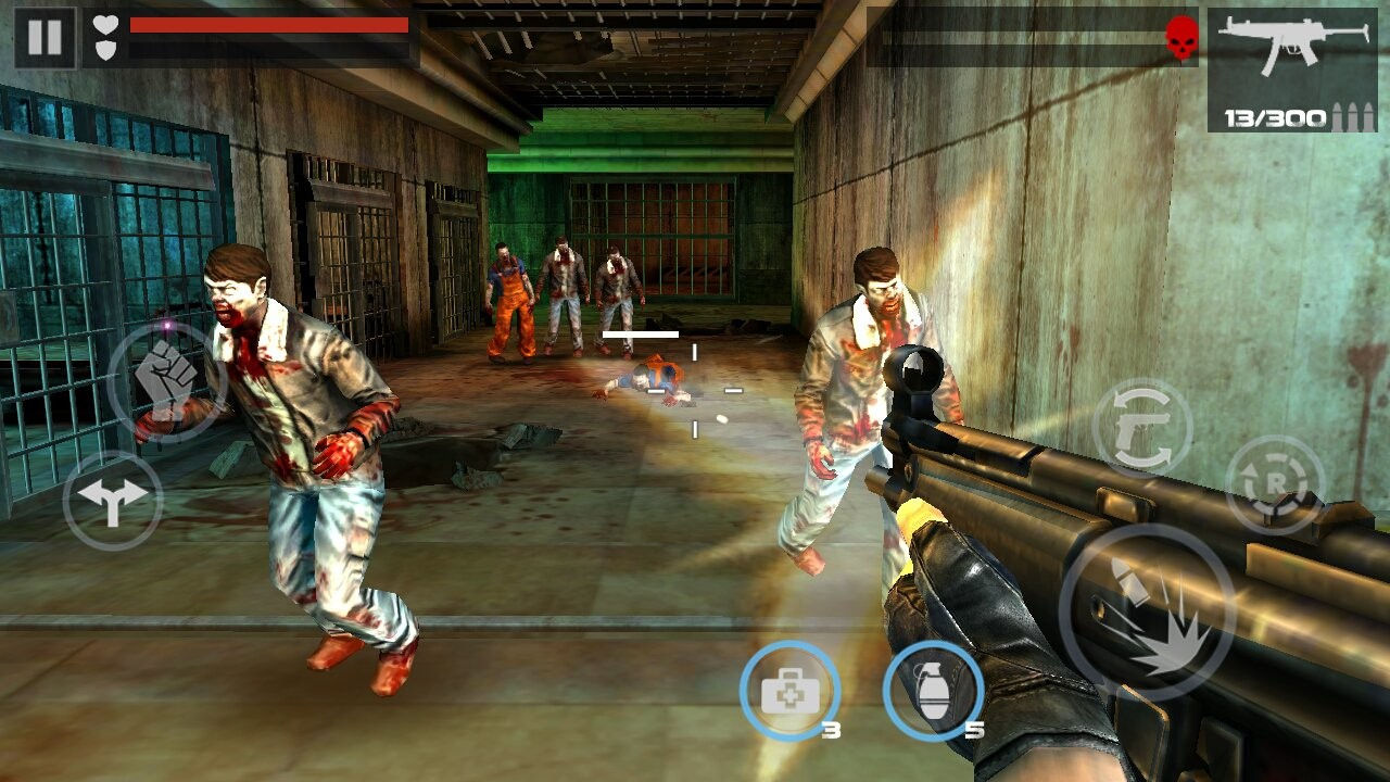 descargar juegos de matar zombies
