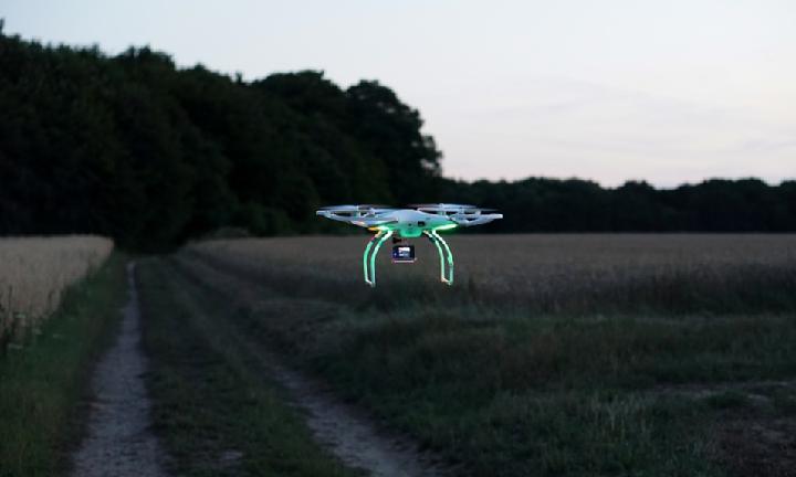 Piloto de drones, aplicación en agricultura