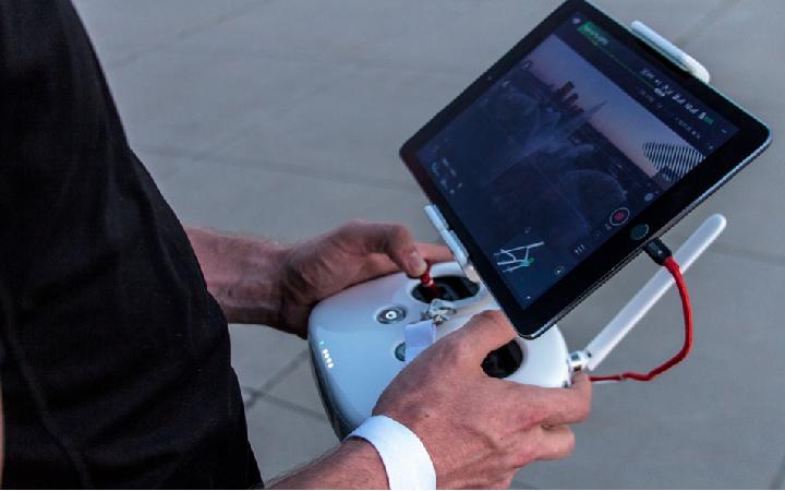 Piloto de dron, una profesión de éxito