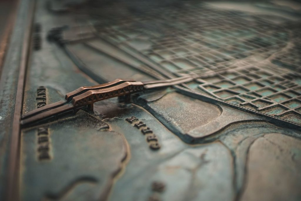 La historia de los mapas comenzó en el mundo clásico