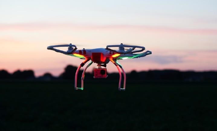 Piloto de drones, una profesión de éxito