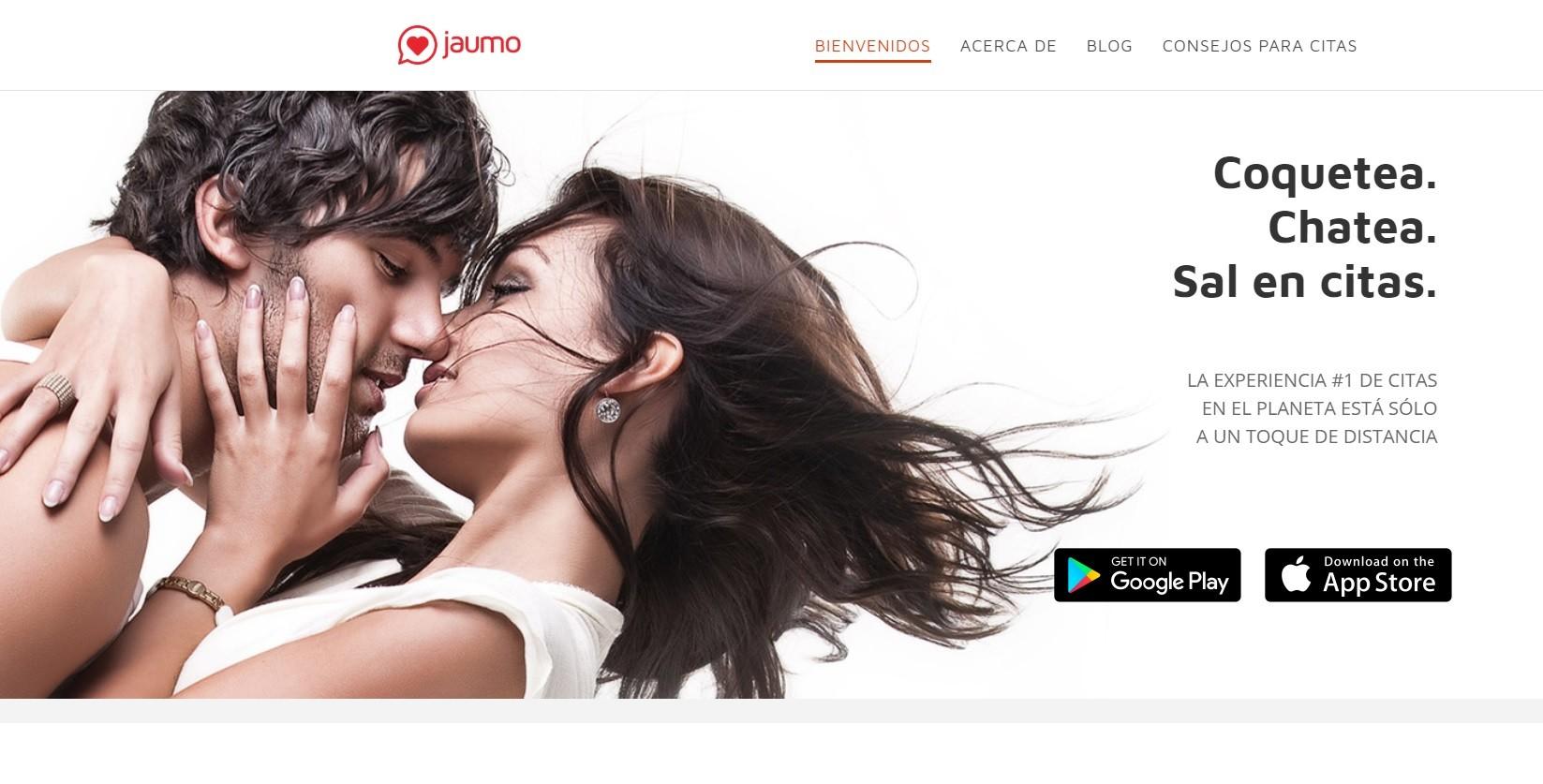 Jaumo, la app de citas de moda