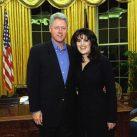 Mónica Lewinsky y Bill Clinton