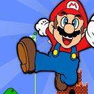 Game Boy. Super Mario