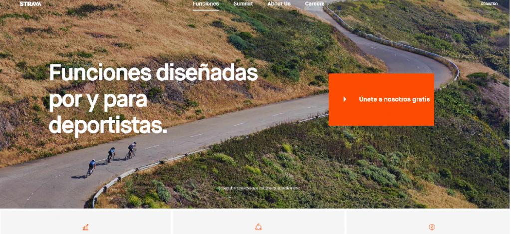 strava, aplicación amantes de la bici