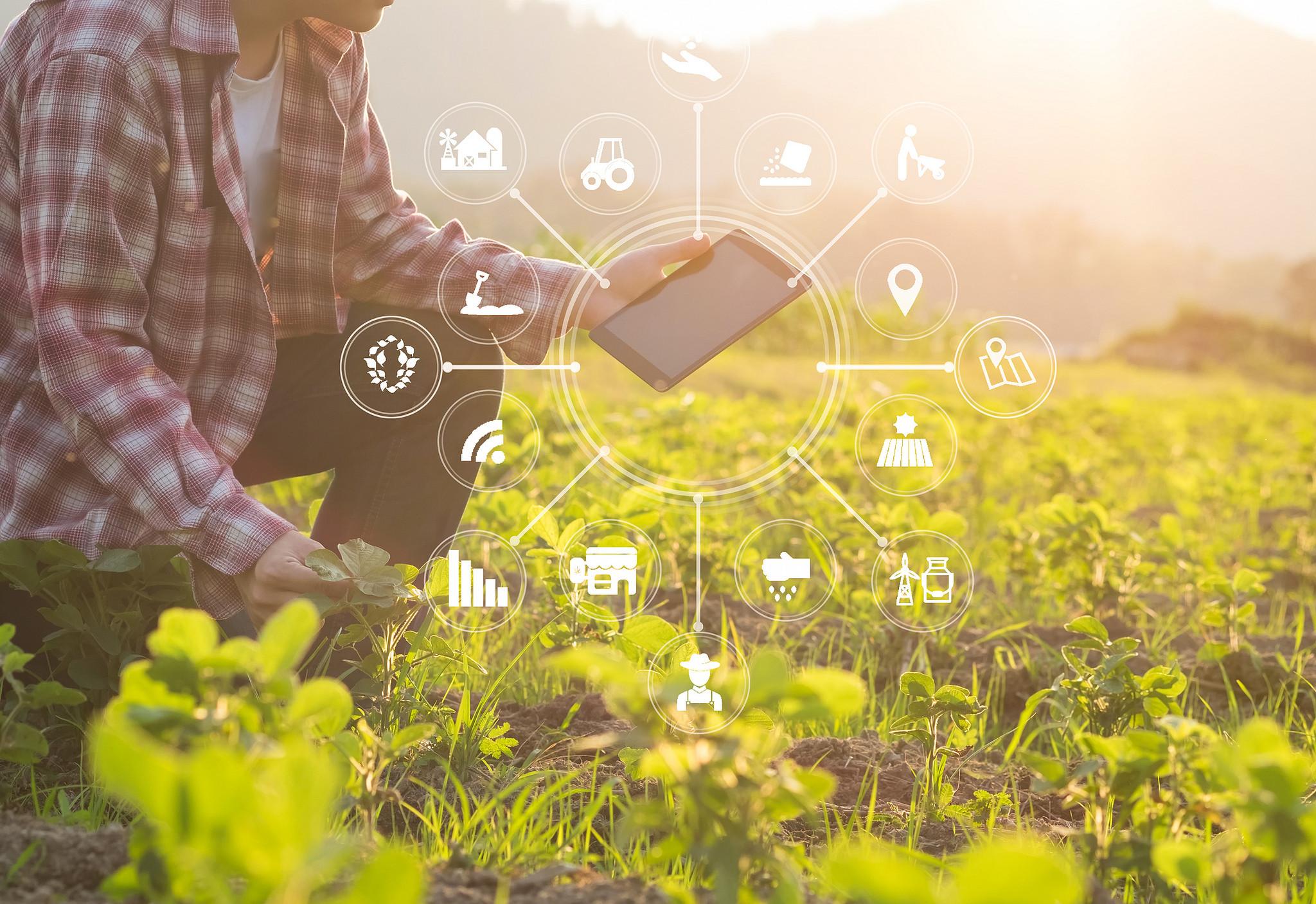 tecnología en agricultura