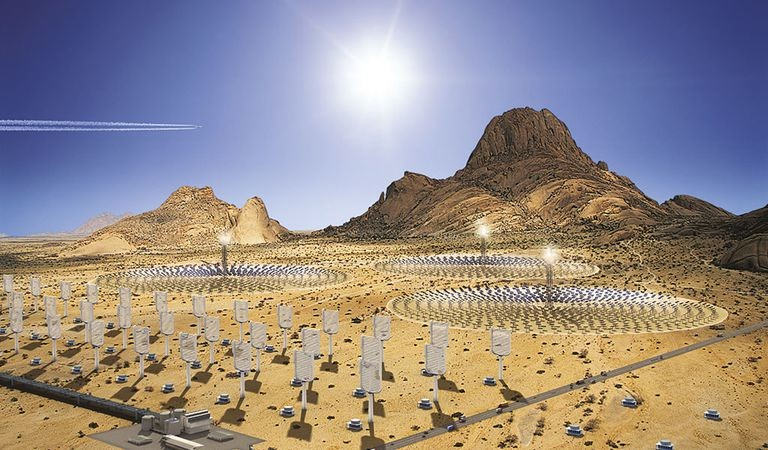 Los filtros químicos de carbono de Klaus Lackner ayudarían a reducir la temperatura de la Tierra