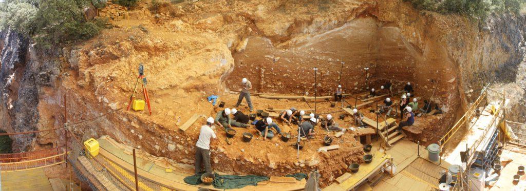 big data arqueológico atapuerca