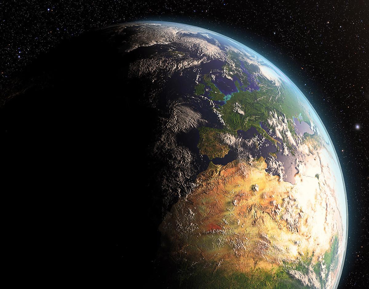 Cómo bajar la temperatura de la Tierra