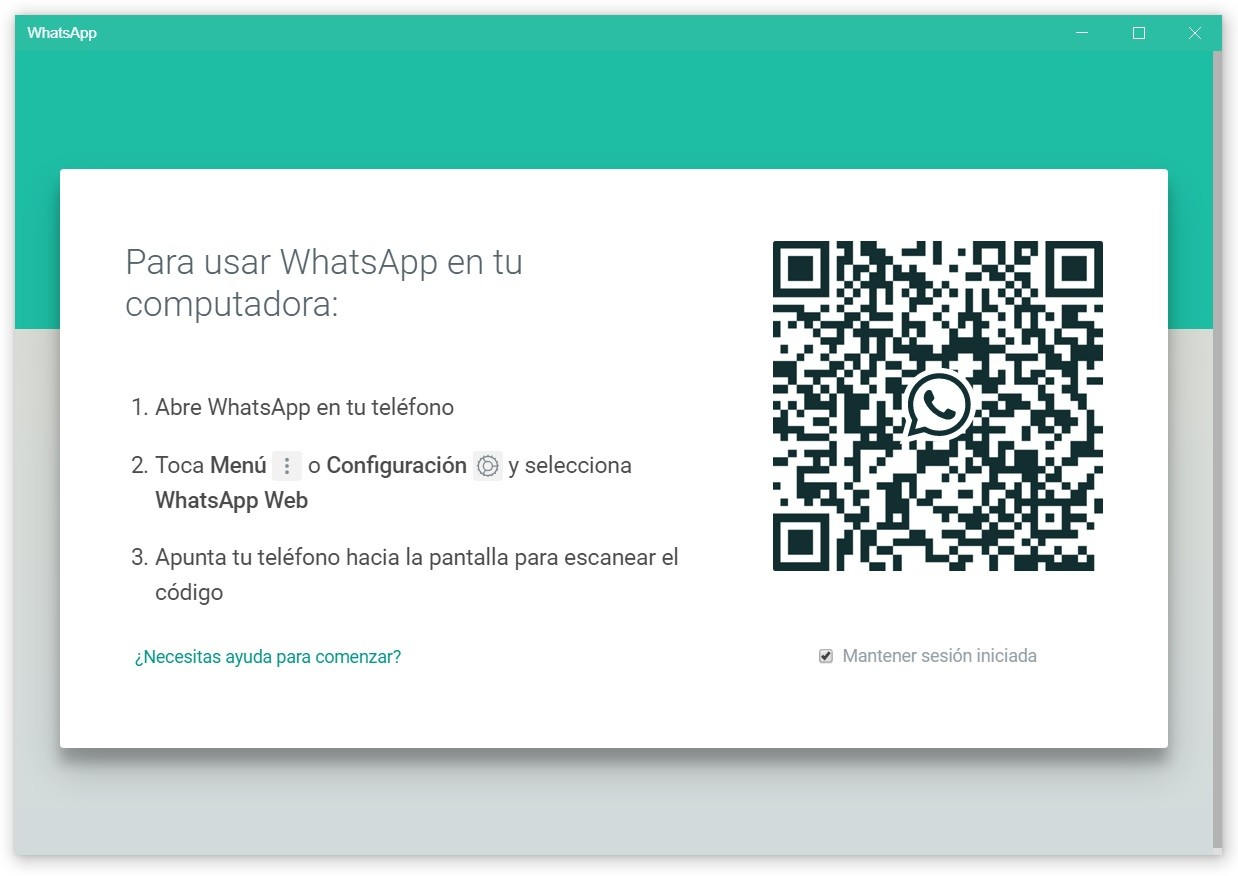 como usar whatsapp en el ordenador windows mac
