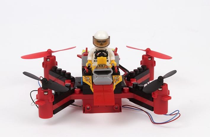 dron Brickdrone