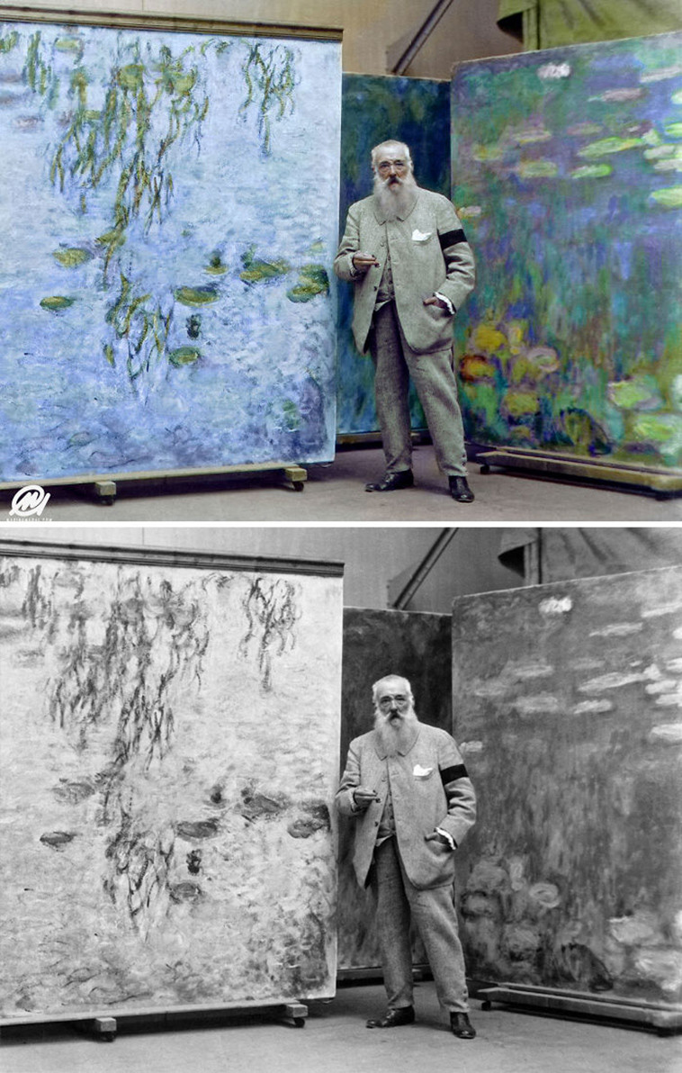 Monet Marina Amaral