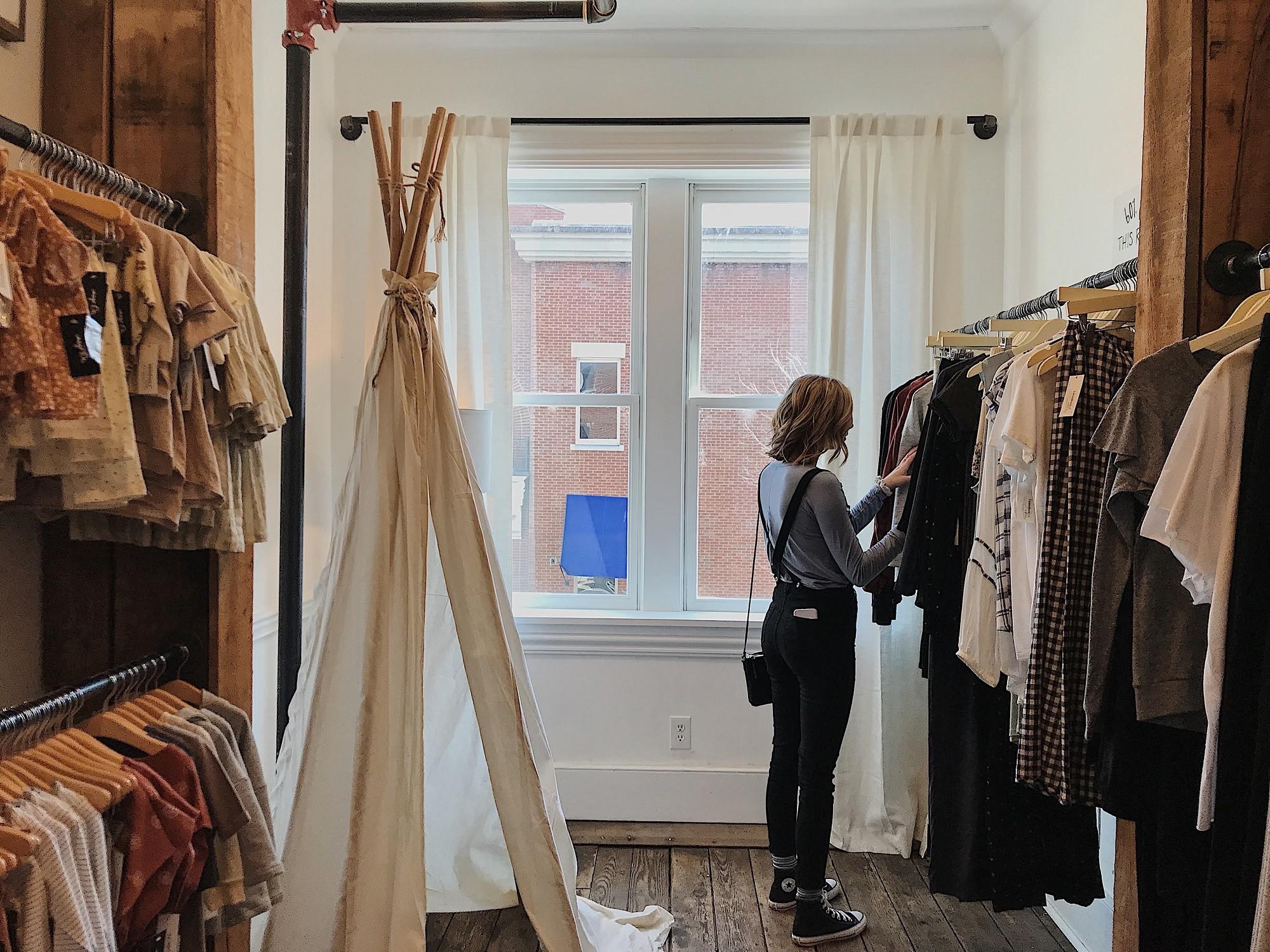 Presentamos webs de ropa barata