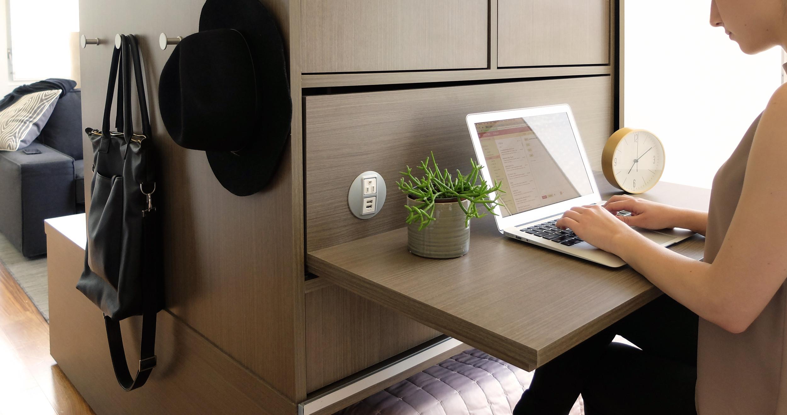 tecnologia muebles robotizados