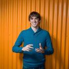 Una idea surgida durante sus años en la universidad llevó a Tom Carter a fundar Ultrahaptics.