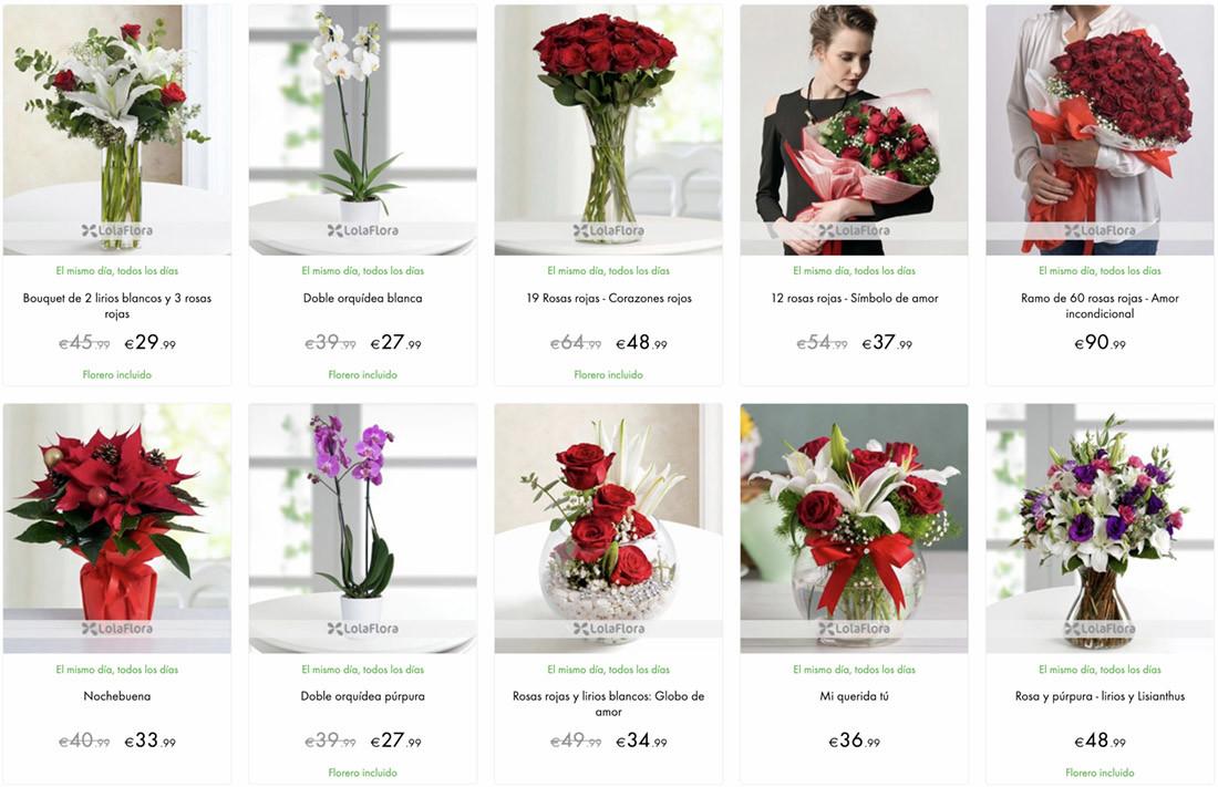 Las flores a domicilio son una buena idea para regalar