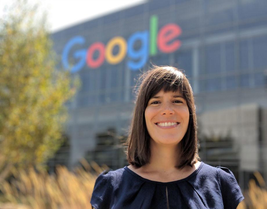 María García Puyol, ganadora de Innovadores menores de 35