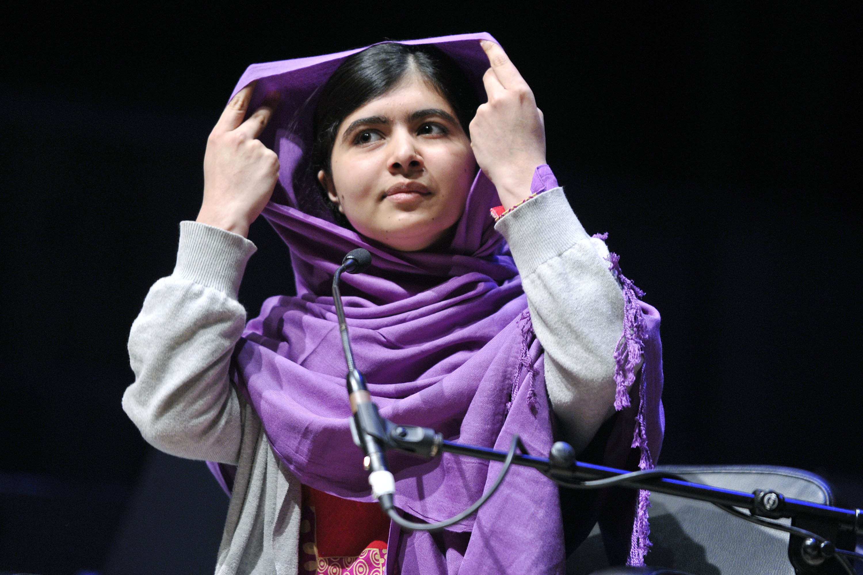 Malala Yousazfai ha sido la persona más joven en recibir un Premio Nobel.