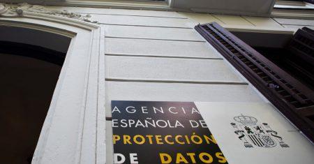 protección de datos en España