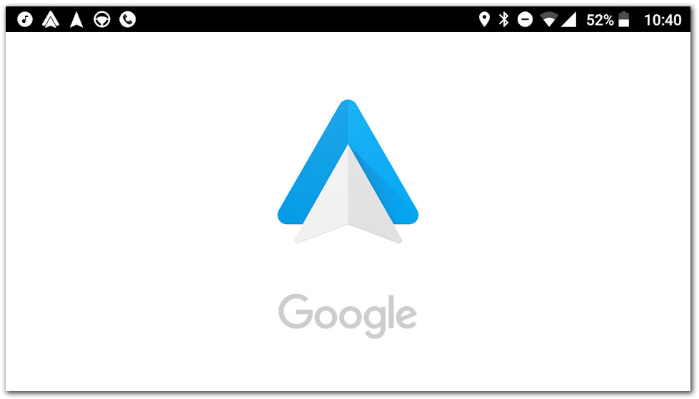 Así es Android Auto