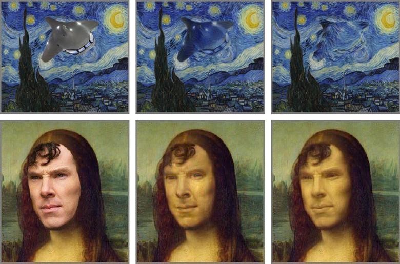 Benedict Cumberbatch Mona Lisa