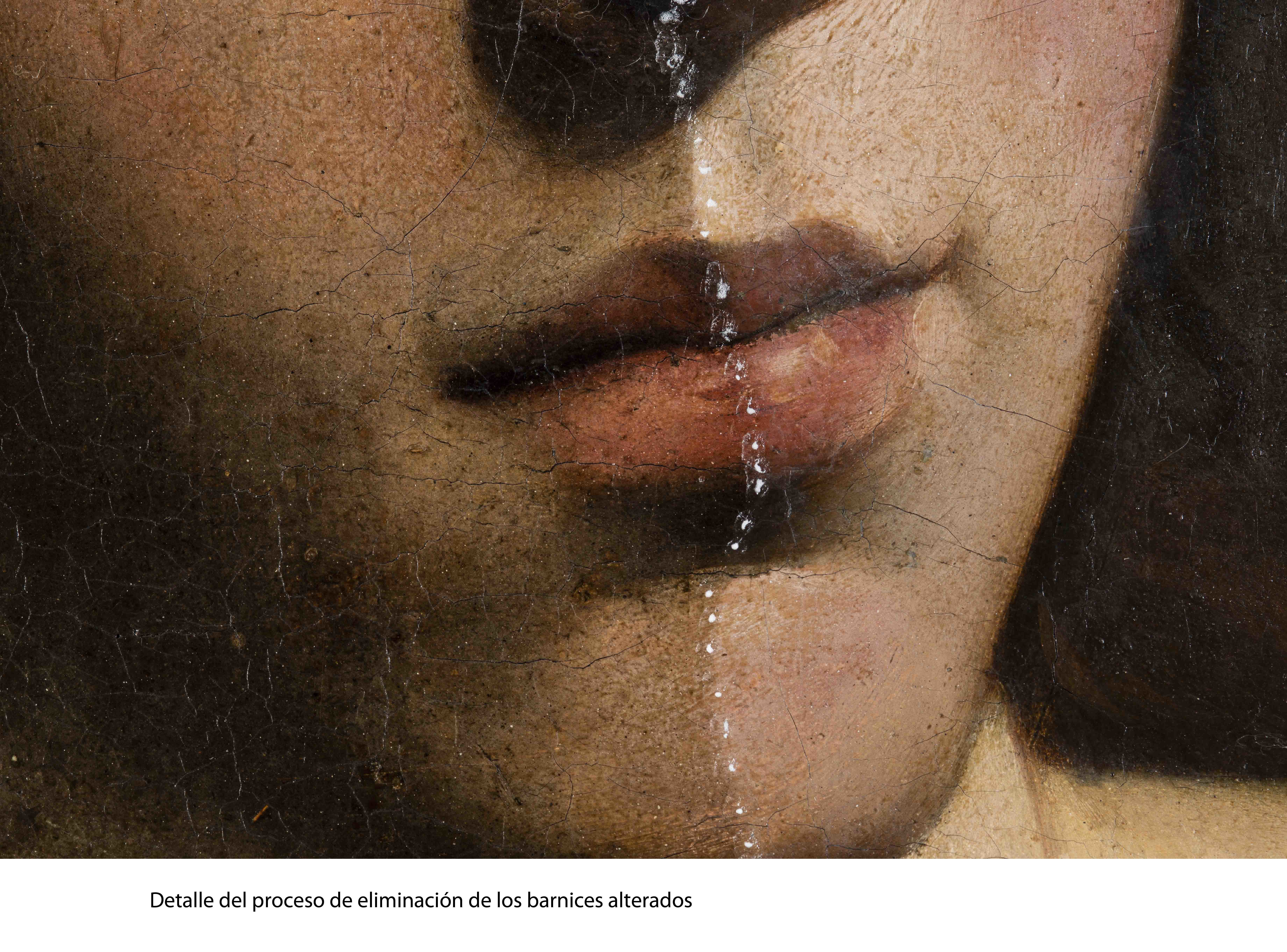 Caravaggio Santa Catalina