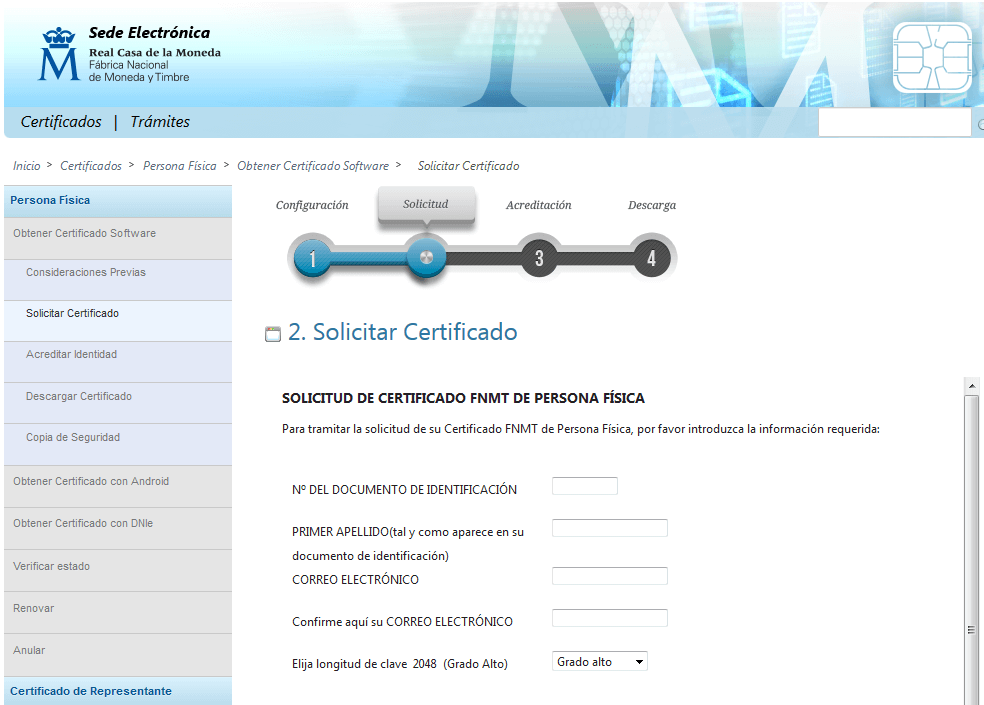 Qué es el certificado digital