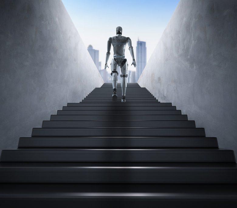 paradoja de moravec por que los robots no caminan