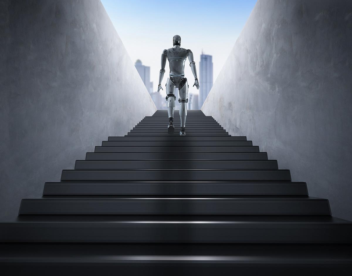 Bienvenido, Mr. Robot - cover