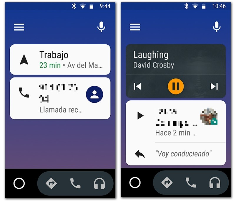 Android Auto tiene muchas posibilidades