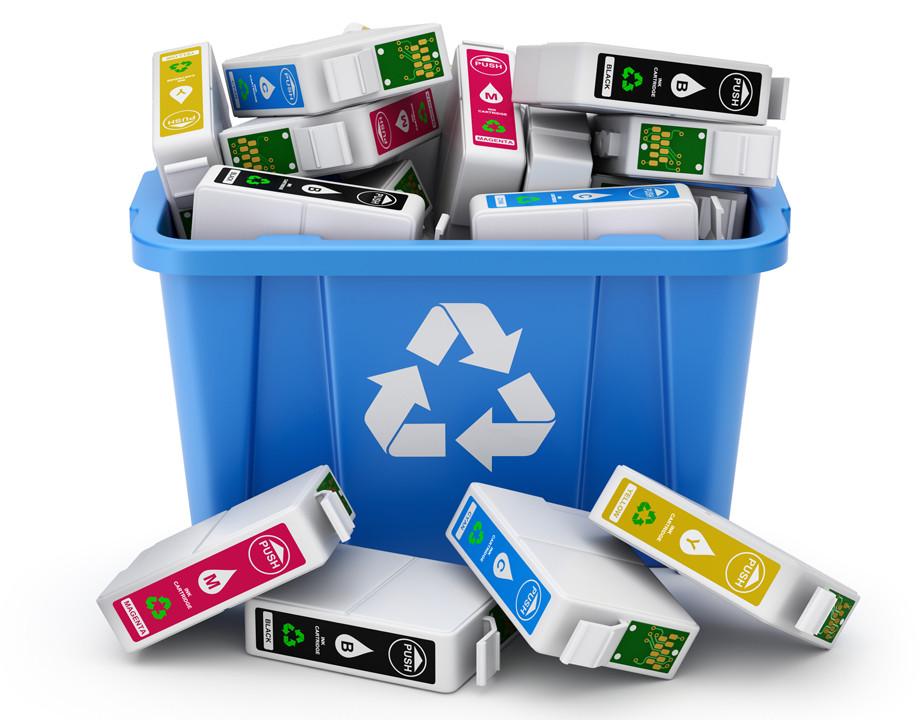 Desde el 15 de agosto hay que reciclar los cartuchos por ley