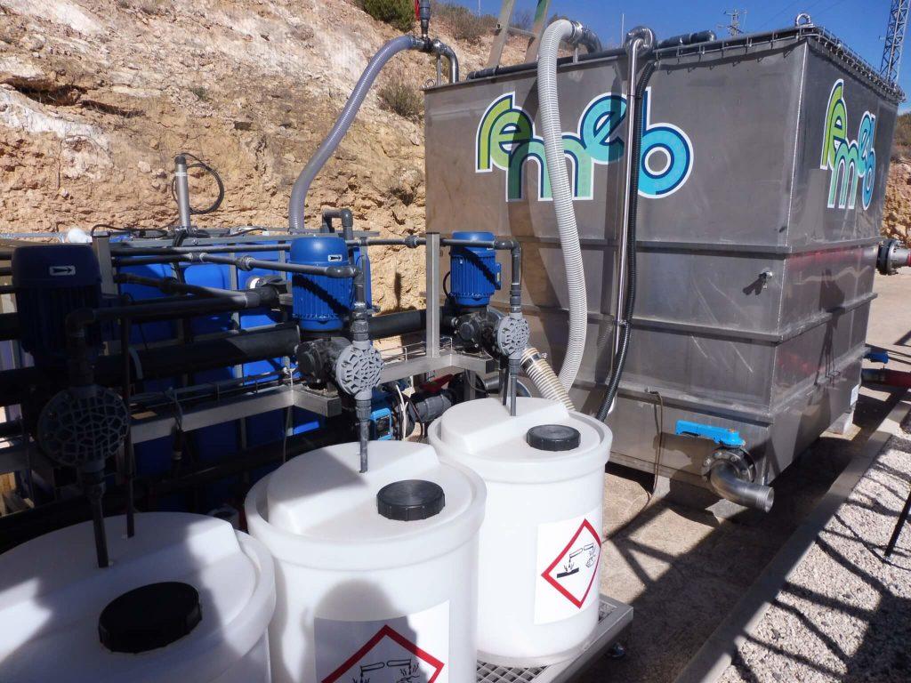 El proyecto REMEB quiere solucionar el problema de la escasez de agua