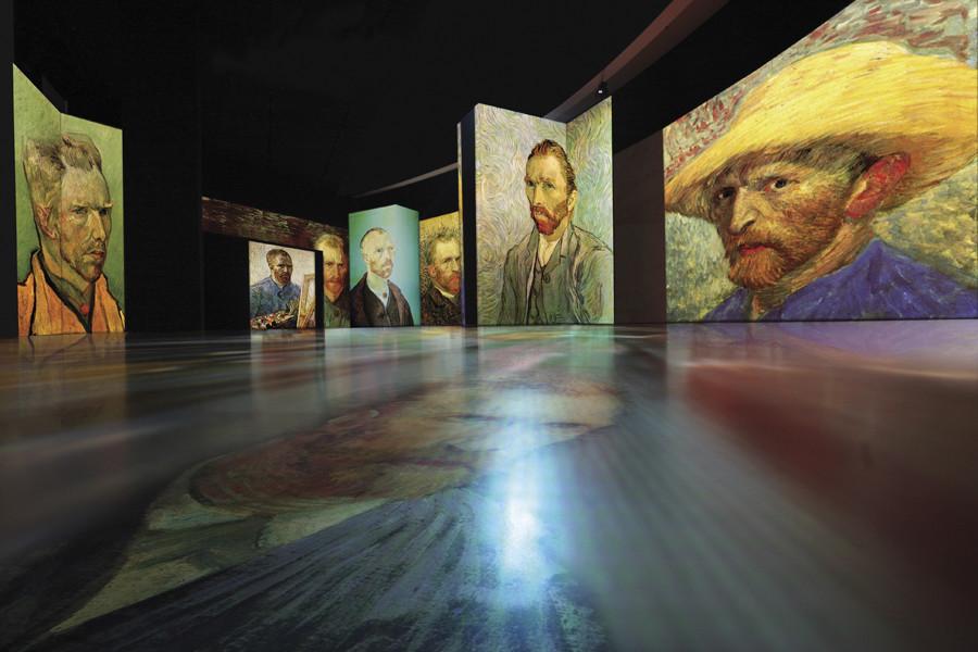 Van Gogh Alive – The Experience, una exposición para los sentidos