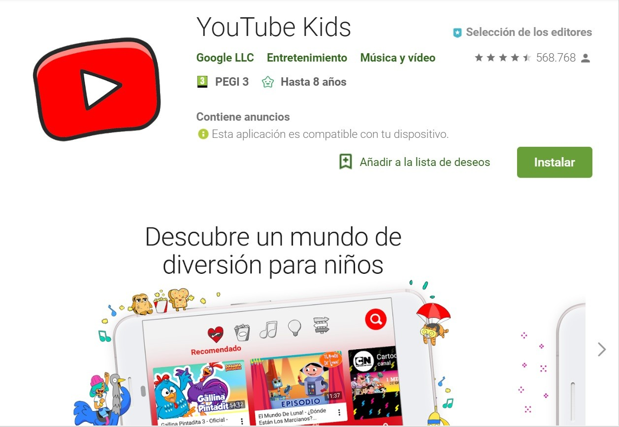 youtube-kids-para-android-tv