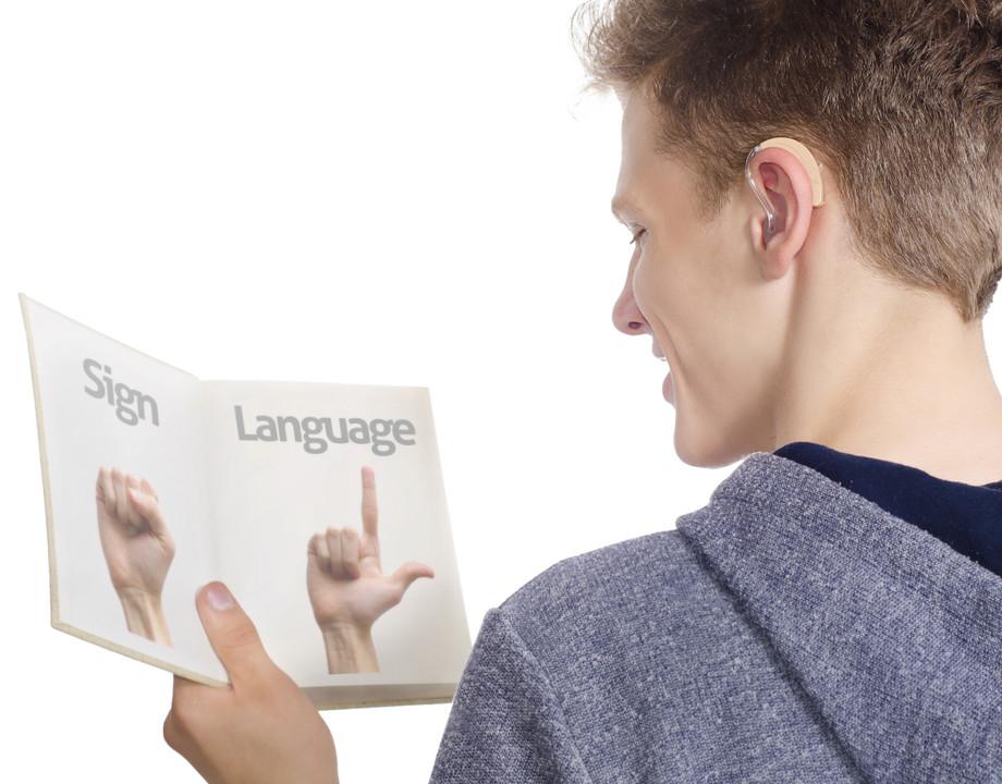 StorySign, la app que lee cuentos en lengua de signos