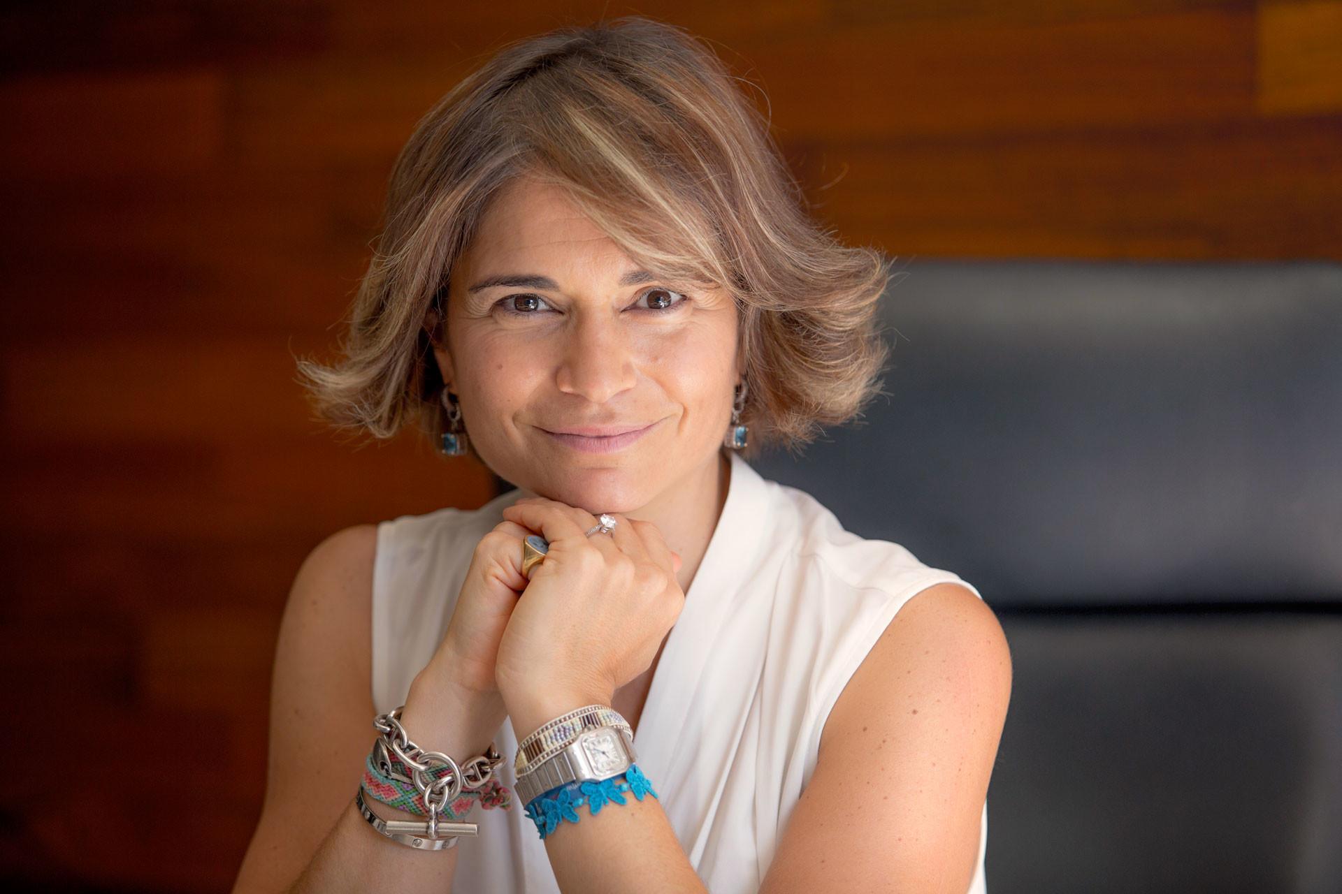 """Ana Vásquez, experta en economía conductual y autora de """"quiero decidir yo"""""""